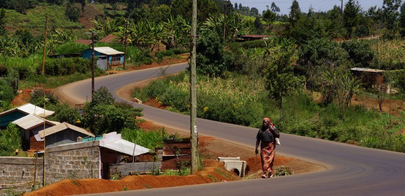 Gatundu Road