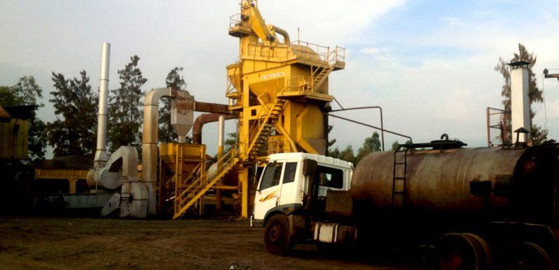 Asphalt Plant Bitumen Distributor